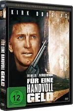 FÜR EINE HANDVOLL GELD (Kirk Douglas, Patrice Wymore) NEU+OVP