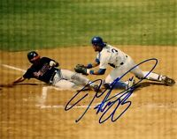 Mike Piazza Autographed Signed 8x10 Photo ( HOF Mets ) REPRINT