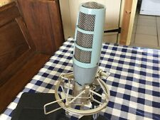 Vintage Ribbon Microphone by Cadenza. Refurbished. (1of2.)