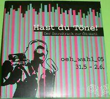Hast du Töne! - Der Soundtrack zur ÖH-Wahl (CD)