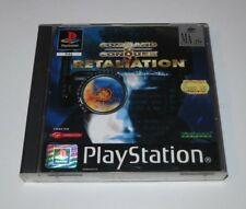 Command And Conquer Retaliation - Playstation 1 - 1998 - PS1 - PsOne - edc
