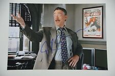 J.K. Simmons signed 20x30cm Spider-Man Foto Autogramm -  Autograph in Person -