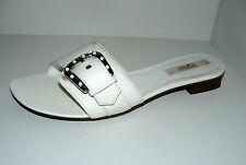 Esprit Damen-Sandalen & -Badeschuhe aus Kunstleder für Kleiner Absatz (Kleiner als 3 cm)