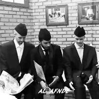 2 Men's hat Iraqi hat  سدارة Hat Sidara the traditional Iraqi head cover,Sedarah