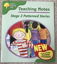 Oxford Reading Tree - Stage 2 Patterned Stories Teaching Notes - paperback