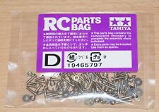 Tamiya 58452 Sand Scorcher 2010, 9465797/19465797 Screw Bag D, NIP