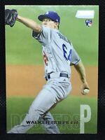 2018 Topps Stadium Club Walker Buehler RC #220 Rookie Los Angeles Dodgers