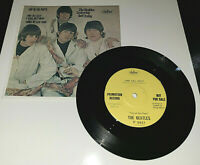 *NM* BEATLES BUTCHER COVER YESTERDAY AND TODAY TOP OF THE POPS EP CAPITOL PROMO