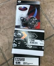 GATES RACING TIMING BELT KIT HONDA PRELUDE H22 H22A H22A1 H22A4 2.2L DOHC VTEC