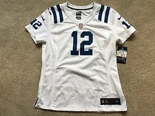 Nike NEW Andrew Luck Indianapolis Colts NFL Jersey Women's MSRP $95 NWT Medium