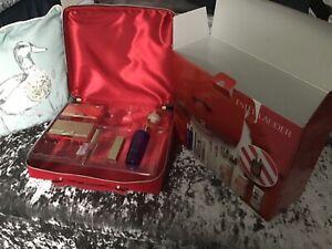 **💗Genuine Estee Lauder Blockbuster 2020 Red Case Gift Set New (Part Filled)💗*