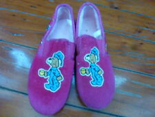 Girls Slippers Grosby Pink Glow in The Dark Slippers Size 13 UK