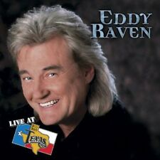 Eddy Raven - Live at Billy Bob's [New CD]