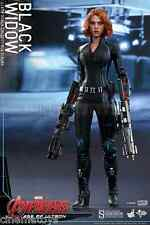 MARVEL Black Widow Sixth Hot Toys Avengers Age of Ultron Scarlett Johansson
