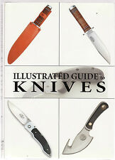 ILLUSTRATED GUIDE TO KNIVES - JAN SUERMONDT   FIRST EDITION   2004 dh
