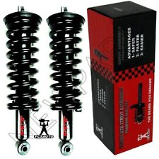 Pair of Front Struts with Coil Springs FCS fits Nissan Pathfinder Xterra Equator