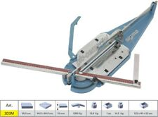 TILE CUTTER MACHINE MANUAL PUSH HANDLE SIGMA 3D3M CUTTING LENGHT 90,5 CM