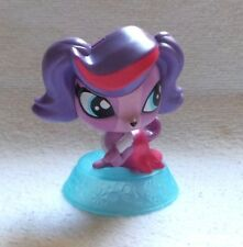 JEWELPETS HASBRO McDONALD'S LITTLEST PETSHOP JOUET HAPPY MEAL 2014 ZOE TRENT