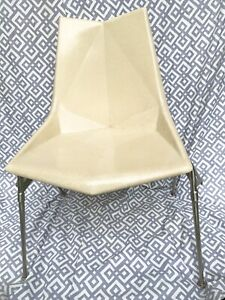 Fiberglass Origami Chair by Paul McCobb #2