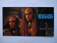 1990s Sci-Fi Collectable Trading Cards with Foil