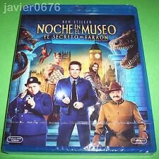 NOCHE EN EL MUSEO EL SECRETO DEL FARAON BLU-RAY NUEVO Y PRECINTADO