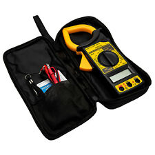DM6266 Multímetro Pinza Amperimetrica Digital Voltaje Polimetro Probador Voltaje