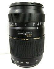 Tamron LD DI AF 70-300mm f/4-5.6 Tele-Macro(1:2) Zoom Lens for Nikon  Mount