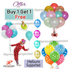 5-30 X Latex PLAIN BALOON BALLONS helium BALLOONS Quality Party Birthday Wedding