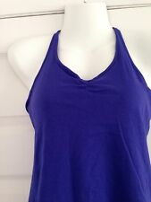 Bnwt Size 10, Purple Halter Neck Top