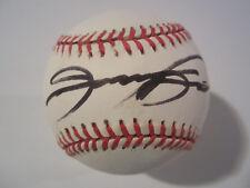 Sammy Sosa Chicago Cubs Signed Autographed Official ROMLB JSA Coa