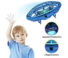 UFO induction flying saucer、 hand controlled mini drone UFO toy for children
