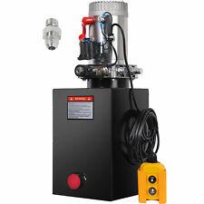 Honyta 12 Quart Hydraulic Pump Dump 12v Dc Trailer Single Acting Power Unit