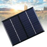 1PC 1.5W 12V Mini Solar Panel Module System Epoxy Cell Charger DIY Solar Toys ZH