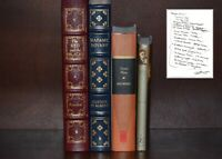 4 Books Ernest Hemingway Recommended to a Young Writer – Easton Press Leather