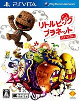 Used PS Vita Little Big Planet Japan Import (Free Shipping)