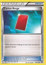 Carton Rouge - XY1 - 124/146 - Carte Pokemon Neuve - Française