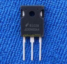 10pcs G30N60A4 TO-3P FSC