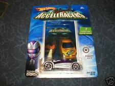 New Hot Wheels AcceleRacers Silencerz 4 of 9 Irdium