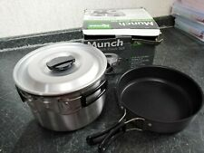 Kampa Jet Flame Lightweight Stove Camping Outdoors Fishing Scout