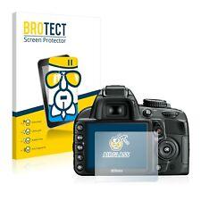 Brotect AirGlass Film de protection Verre pour Nikon D3100