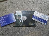 Sir Winston Churchill 2015 UK £20 Fine Silver Coin new /2014 £20 /2013 £20 uk