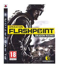 Operation Flashpoint: Dragon Rising (Sony PlayStation 3, 2009) - European Version