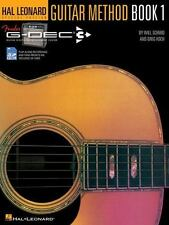 Fender G-Dec 3 Guitar Play Along Guitar Method Book 1 - Book & SD NEW