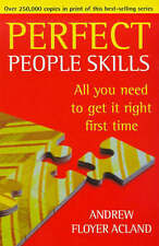 (Good)-Perfect People Skills (Paperback)-Acland, Andrew Floyer-0099406233