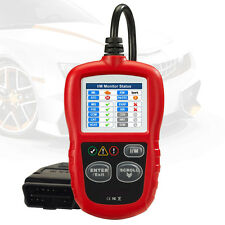 Car Diagnostic scanner Scan Testing Tool OBD 2 II EOBD Read & Erase Clear Codes