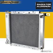 For FORD EXPLORER/RANGER 3.0L/4.0L V6 AT 2-ROW Full Aluminum Radiator 91-94 1991