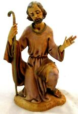 Vintage Fontanini Depose Italy Joseph Number 301, Nativity Village Figure