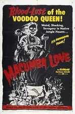 Macumba Love Poster 01 A2 Box Canvas Print