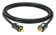2,5m Premium Koaxial Digital Audio Kabel | Subwoofer Kabel #AK