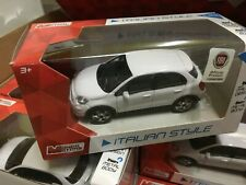FIAT NUOVA 500 X 1/43 MONDO MOTORS ITALIAN COLLECTION 1.3 1.6 multijet abarth